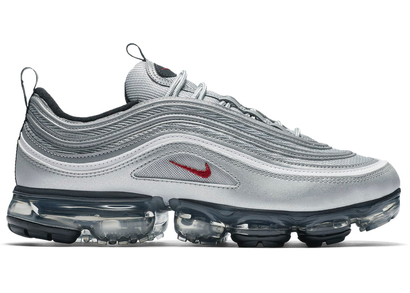 air vapormax 97 silver bullet release date apr 12 2018. Black Bedroom Furniture Sets. Home Design Ideas